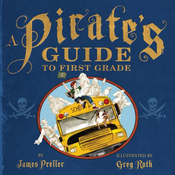 A Pirate's Guide to First Grade - image 1 de 1