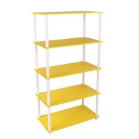 Deals on Mainstays No Tools Assembly 8-Cube Shelving Storage Unit