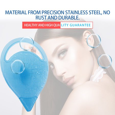 Blackhead Removal Tool Soft Silicone Shrink Pore Clean Facial Cleaning Pad - image 3 de 8