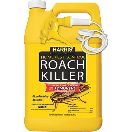 Harris HRS-128 Roach Killer, - Harris Twins