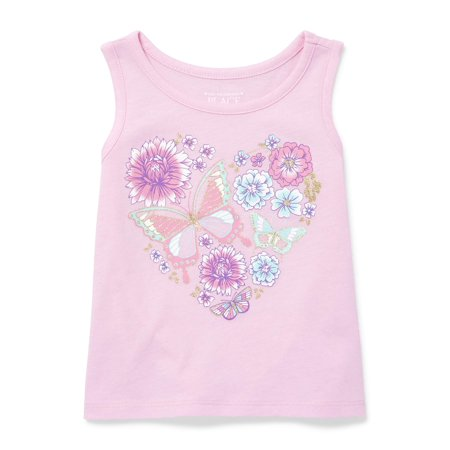 The Children's Place Graphic Tank (Baby Girls & Toddler Girls) ()
