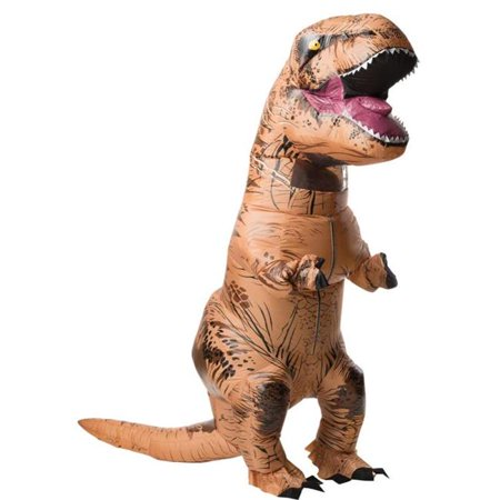 T Rex Costume For Adults (T Rex Inflatable with Sound Adult)