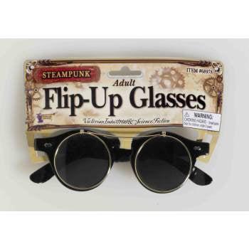STEAMPUNK GLASSES - Cheap Steampunk Accessories
