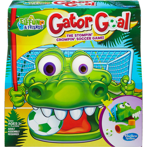 Elefun and Friends Gator Goal Game