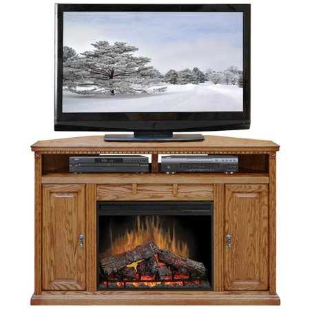 Legends Furniture Scottsdale 56 Tv Stand With Fireplace Walmart Com