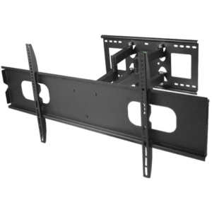 "Siig Wall Mount For Flat Panel Display - Siig Full-motion Tv Mount - 47"" To 90"" (ce-mt1a12-s1)"