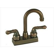 AMER BRASS OB16OB 4 In. Bronze Bar Faucet