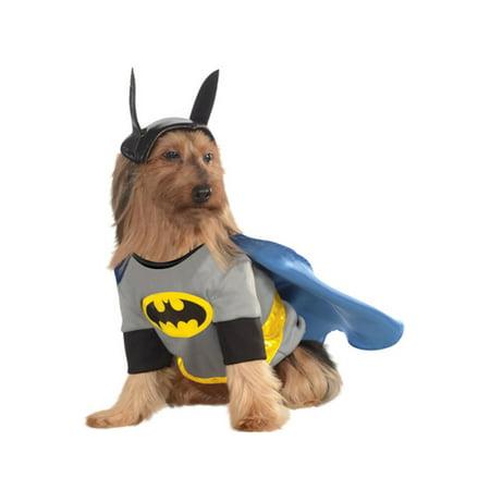 Batman Pet Costume](Pet Batman Costume)