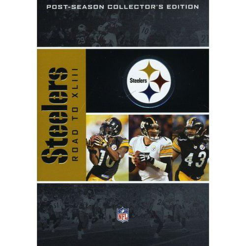 NFL: Pittsburgh Steelers: Road To XLIII (Full Frame)