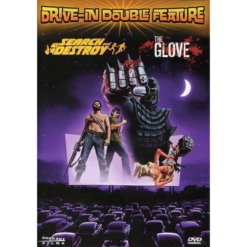 Drive-In Double Feature: Search And Destroy / The Glove (Widescreen)
