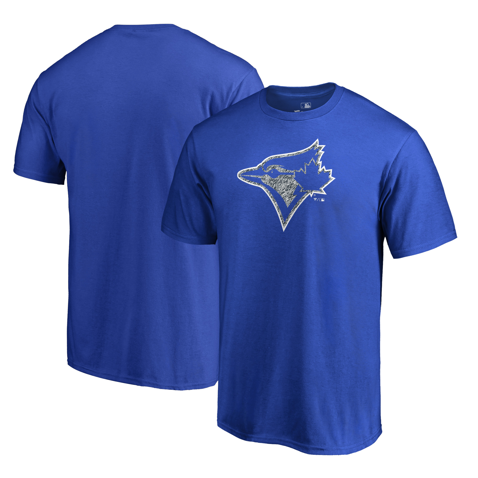 Toronto Blue Jays Fanatics Branded Static Logo T-Shirt - Royal