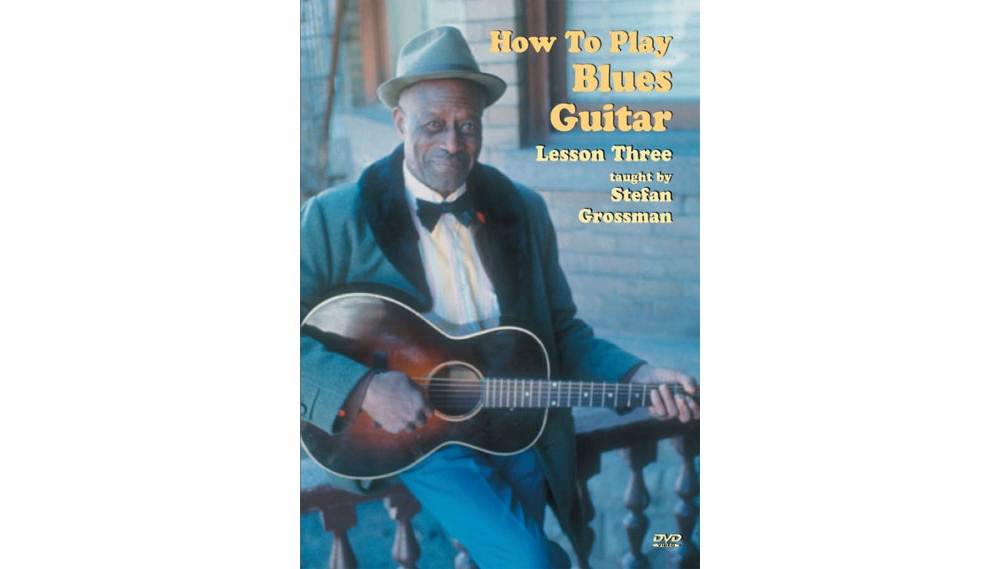 Mel Bay How to Play Blues Guitar Lesson 3 DVD by Mel Bay Publications, Inc.