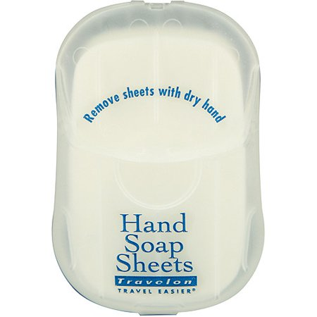 Hand Sanitizer Soap Sheets, Set of 2