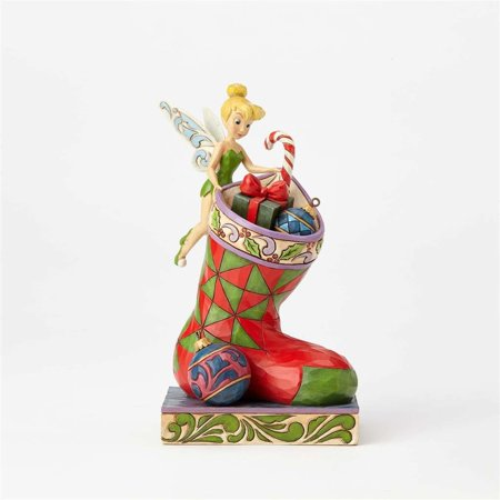 jim shore disney traditions christmas tinker bell 4057941