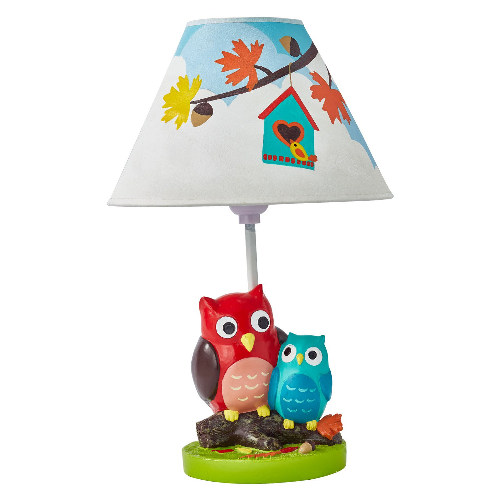 Fantasy Fields Enchanted Woodland Table Lamp