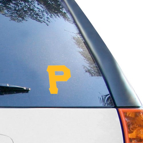 """Pittsburgh Pirates WinCraft 5"""" x 6"""" Multi-Use Decal - No Size"""