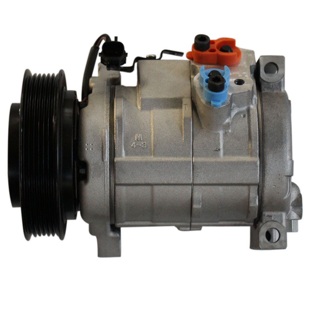 Ktaxon A/C Compressor & Clutch for 01-07 Dodge Grand Caravan 01-07 Town & Country - image 3 of 3