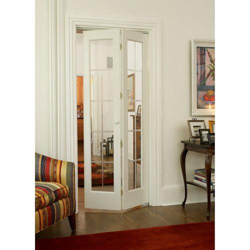 AWC 537 Pioneer Glass Bifold Door