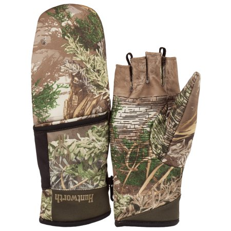 Huntworth Men's Midweight Hunting Gloves Catapult