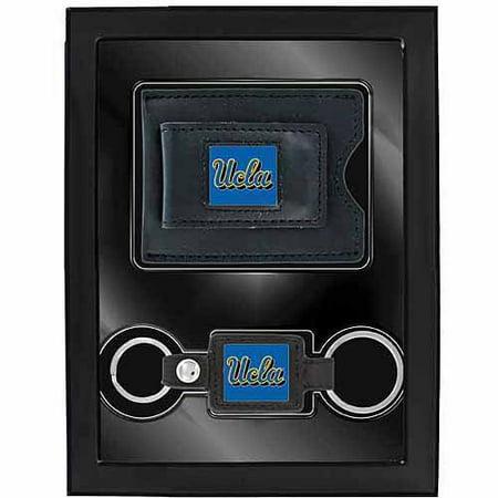 Aminco 2-Piece Leather Valet Gift Set, UCLA