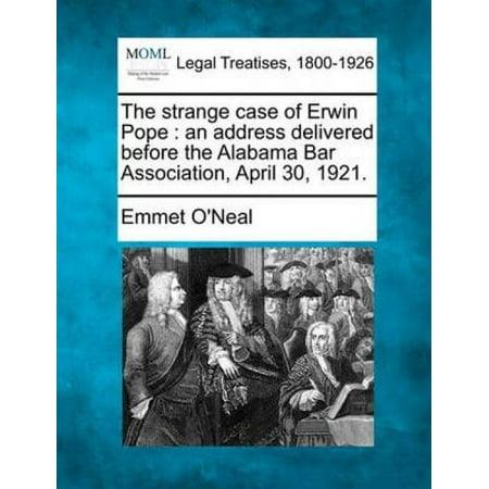 The Strange Case of Erwin Pope - image 1 of 1