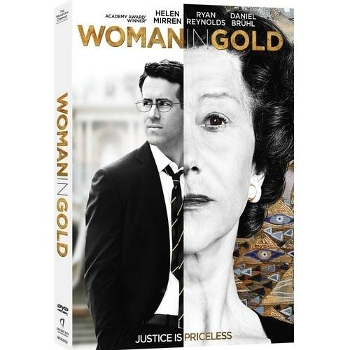 Woman In Gold (With INSTAWATCH) (Widescreen)
