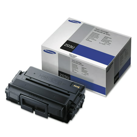 Samsung MLT-D203U (SU919A) Ultra High-Yield Toner, 15000 Page-Yield, Black Black 15000 Yield