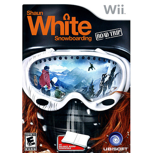 Shaun White Snowboarding Road Trip (Wii) - Pre-Owned
