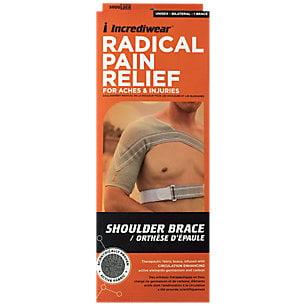 Shoulder Brace Large Grey