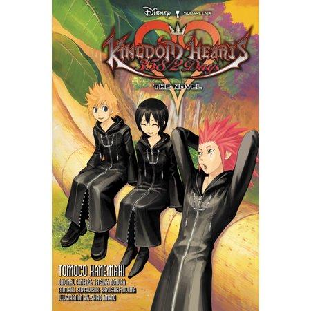 Kingdom Hearts 358/2 Days: The Novel (light novel) - Halloween Town Music Kingdom Hearts