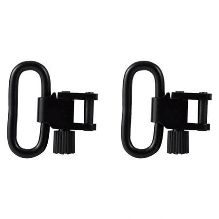 Sling Swivel Mount Quick Detach/release Heavy Duty Flush Push Button Best Gifts For (Best Gun Mounted Torch)
