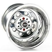 "Weld Racing Draglite Wheel 15x14"" 5x4.50/4.75"" BC P/N 90-514352"