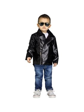 Rock n' Roll 50's Toddler Jacket