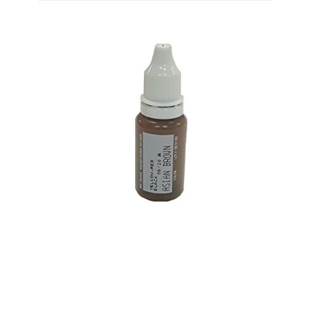 MICROBLADING supplies BioTouch Microblading pigments 15ml Permanent Makeup Cosmetic Tattoo ink 1 bottle (Asian