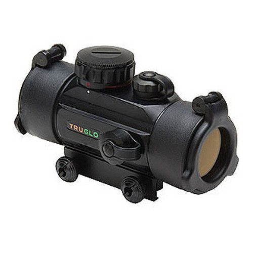 TruGlo Red Dot Dual Color, Black