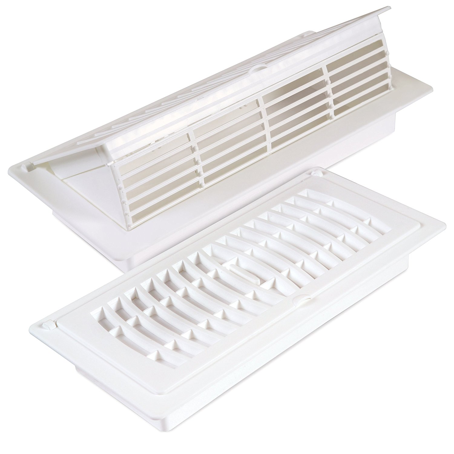 Manufacturing RG3052 4-Inch by 10-Inch Pop-Up Register, White, 4Inch RG3052 White Register by PopUp Manufacturing 10Inch By Imperial