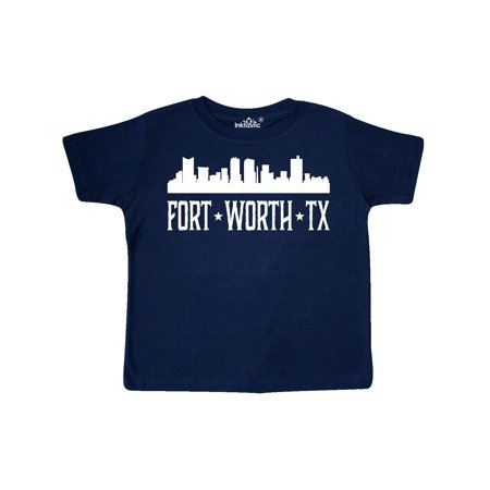 Fort Worth Texas Skyline TX Cities Toddler T-Shirt - Party City Fort Worth Tx