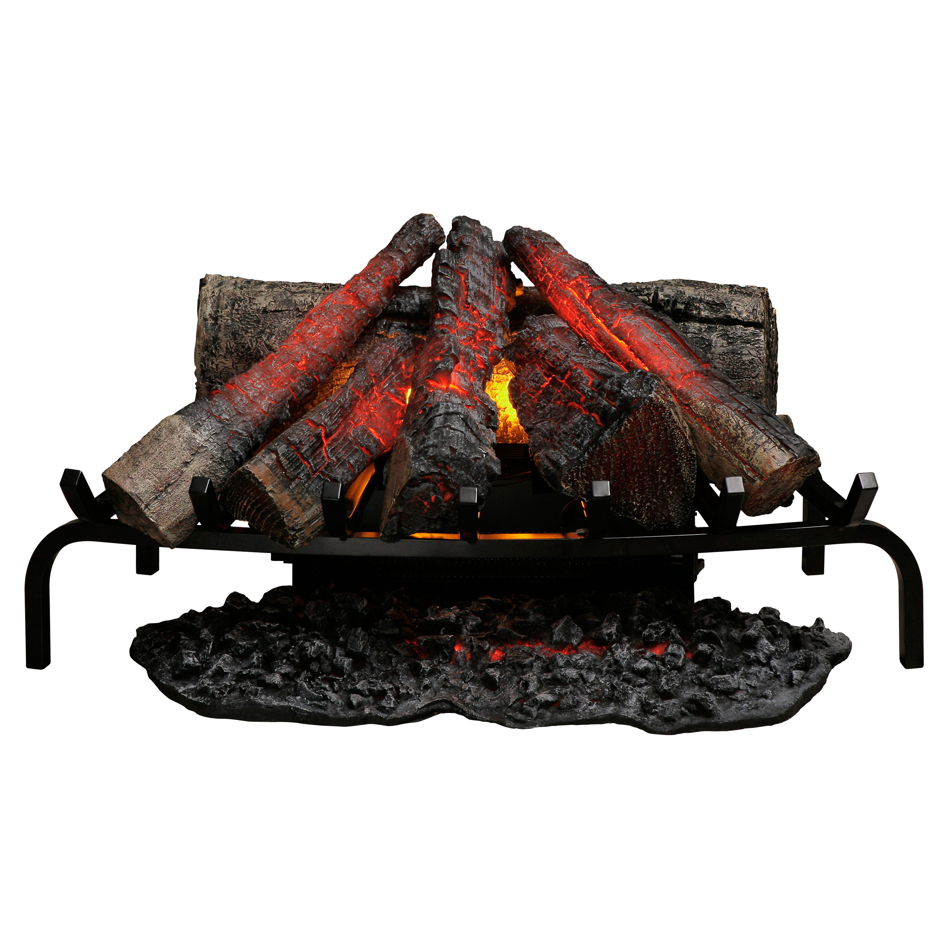 Dimplex 28 in. Open Hearth Electric Fireplace Insert