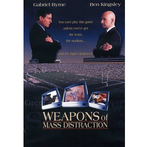 Weapons Of Mass Distraction (Widescreen)