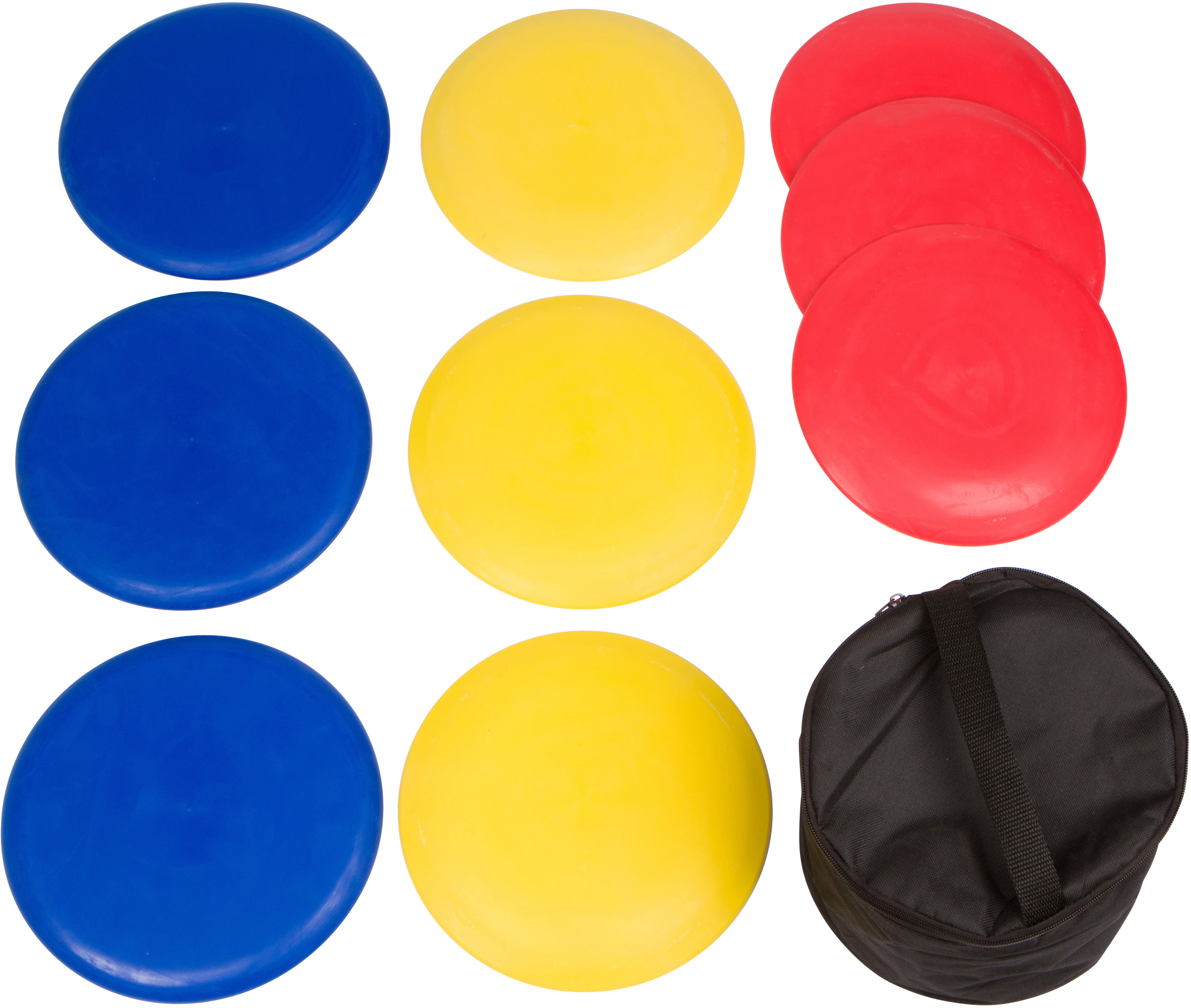Trademark Innovations 9-Piece Disc Golf Set with Carry Bag by Trademark Innovations