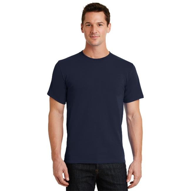 Port & Company® - Essential Tee. Pc61 Deep Navy 4Xl - image 1 de 1