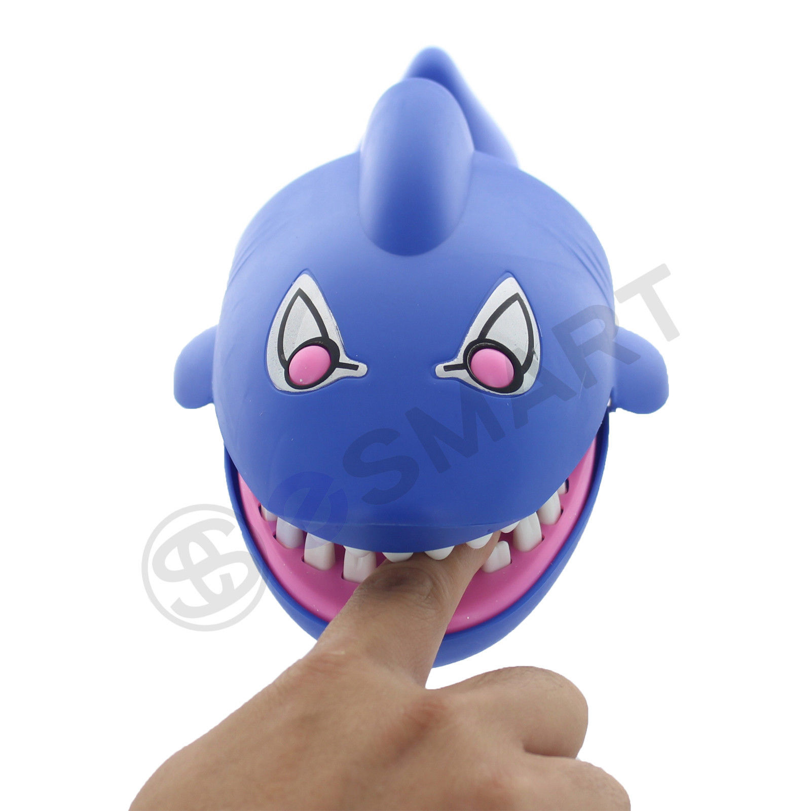 Shark Dentist Game Evil Laughter Sound Glowing Eyes Party Novelty Kid