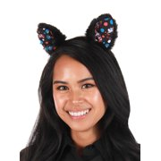 elope Dr. Seuss Cat in the Hat Pattern Ears and Paws Bundle