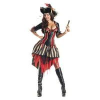 Pirate Body Shaper Costume