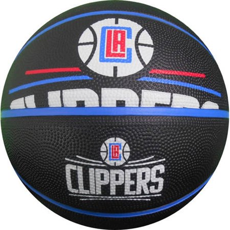 Spalding NBA Courtside Los Angeles Clippers Full-Size Basketball by