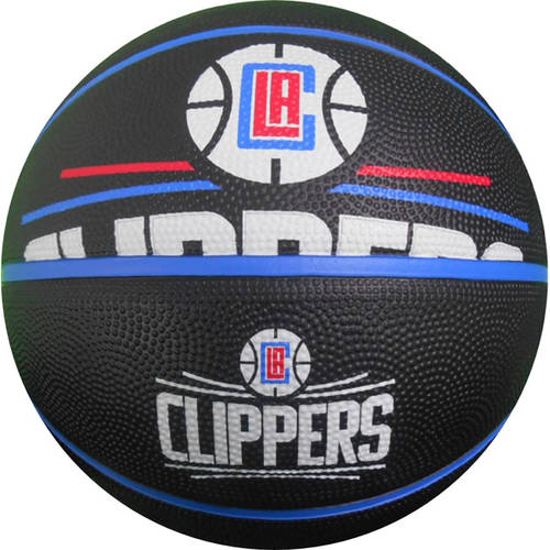 Spalding NBA Courtside Los Angeles Clippers Full-Size Basketball