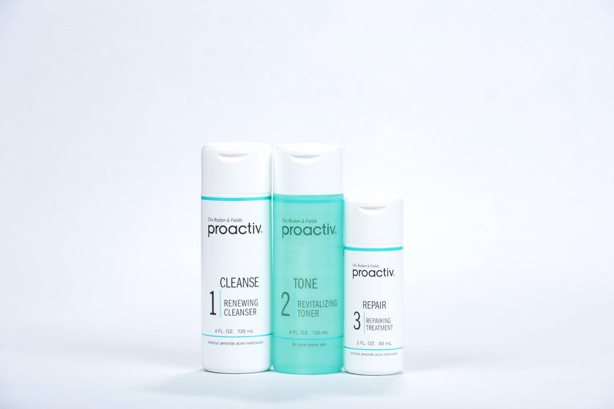 Proactive for adults acne not