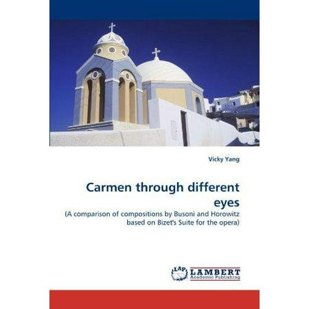 Carmen Through Different Eyes
