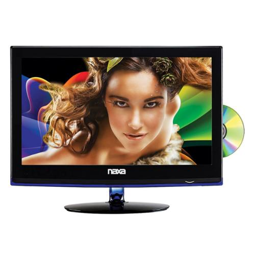 "Naxa 16"" Class LED HDTV with Built-in Digital Tuner and DVD Player"