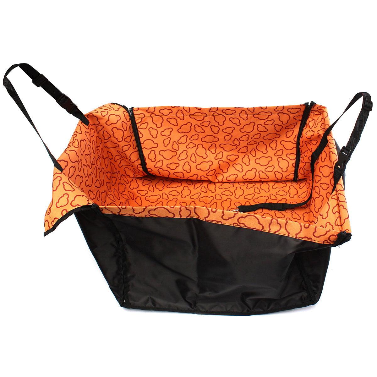 Pet Dog Cat Car Rear Back Seat Hammock Blanket Bed Safe Comfortable Waterproof Washable Crates Kennels